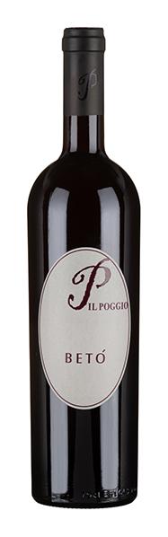 Vino rosso Betò POggio di Gavi