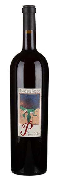 Rosso sul Poggio vino rosso