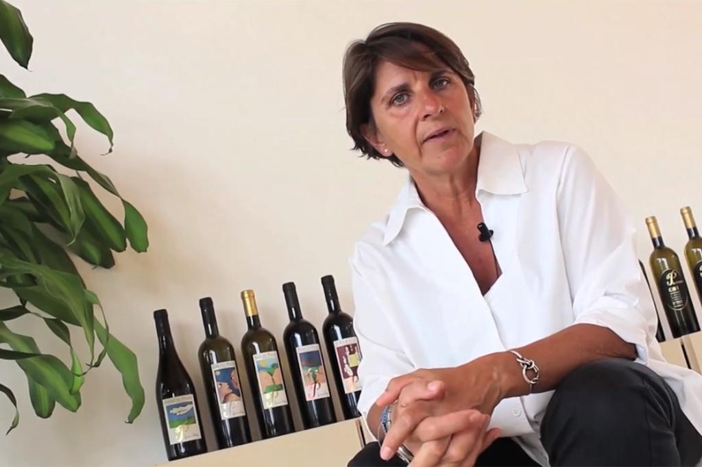 Francesca Poggio presenta il suo wine shop